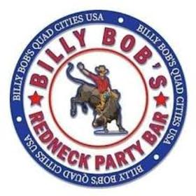 Billy Bob's Quad Cities |  Billy Bob's Redneck Party Bar