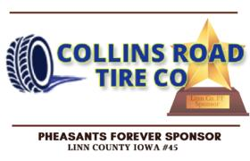 Collins Road Tire - Mike Offerman