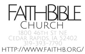 Faith Bible Church