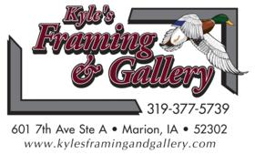 Kyle's Framing & Gallery