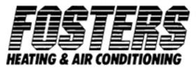 Foster's Heating and Air Conditioning