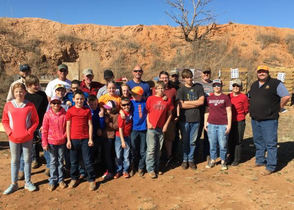 Llano Estacado Chapter of Quail Forever - Youth Page