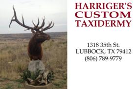 Harriger's Custom Taxidermy