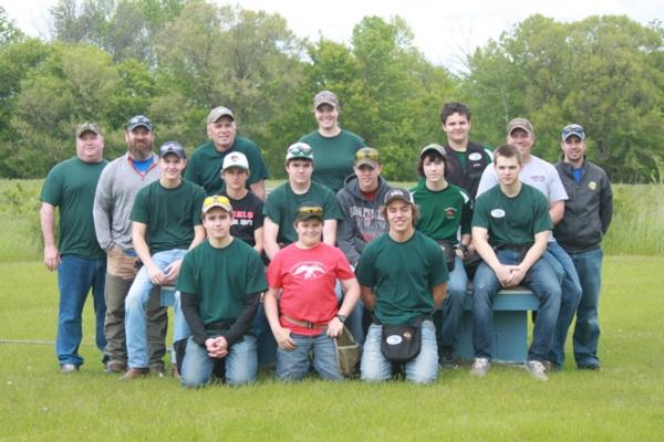 Litchfield Clay Target Team