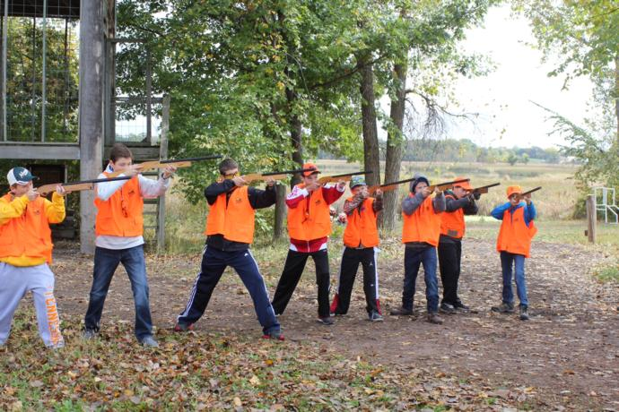 2016 Youth Wing Shooting Dates