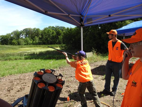 2018 Youth Wing Shooting, Session #3