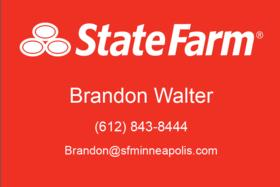 STATE FARM INSURANCE-BRANDON WALTERS