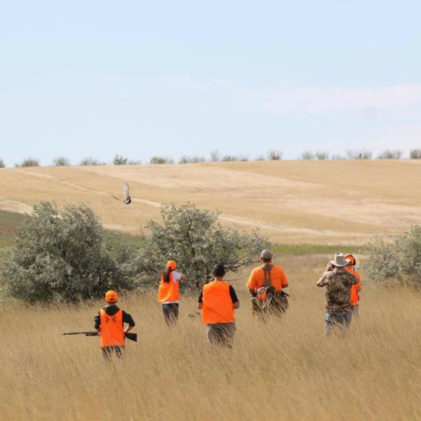 Yellowstone Valley Youth Hunt