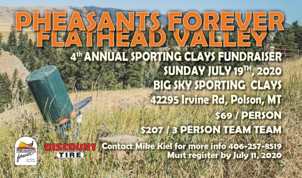 Flathead Valley Annual Sporting Clays Fundraiser
