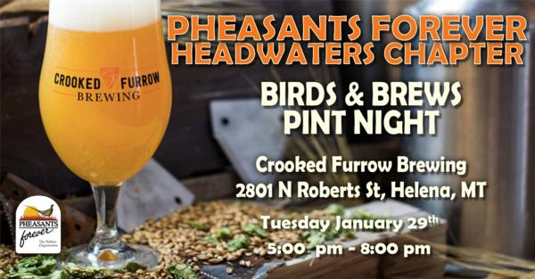 Headwaters Chapter Pint Night