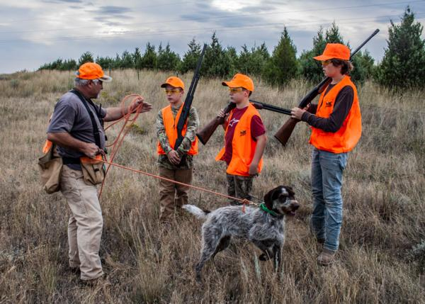 Yellowstone Valley 26th Annual Youth Hunt