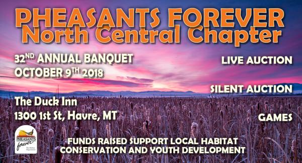 North Central Montana 32nd Annual Banquet