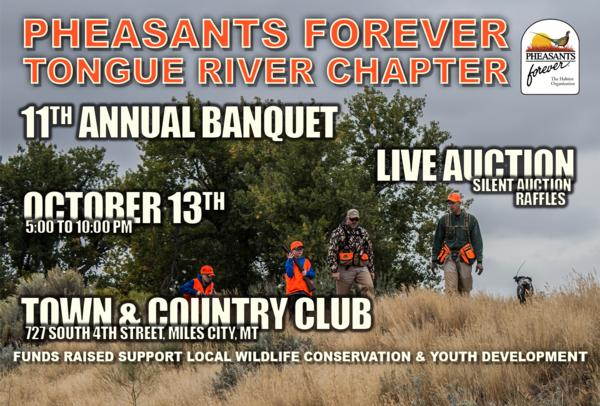 Tongue River Annual Banquet