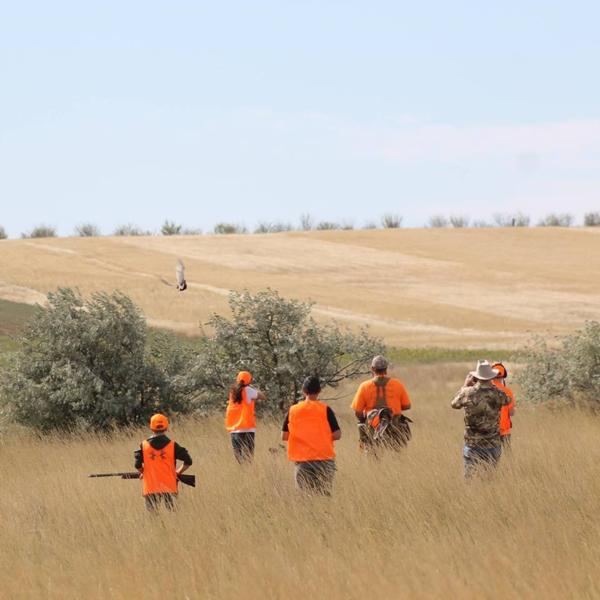 Yellowstone Valley 24th Annual Youth Hunt