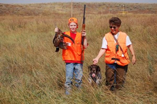 Morgan County Pheasants Forever - Youth Page