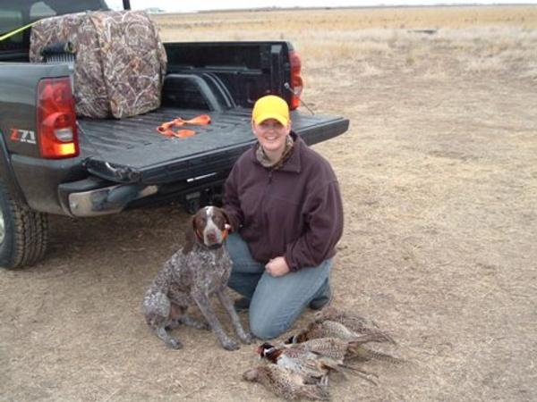 Morgan County Pheasant Hunting Training