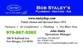 Bob Staley Plumbing and Heating