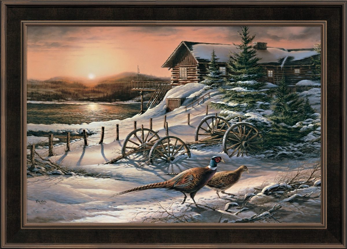 PF National package,  Peaceful Evening by Terry Redlin
