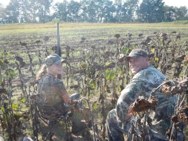 Annual Youth Dove Hunt