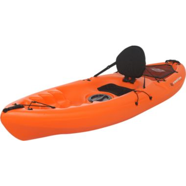 One of two Kayaks to be raffled