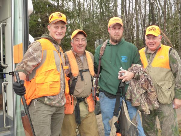 National Wild Turkey Federation Veteran Pheasant Hunt and Banquet
