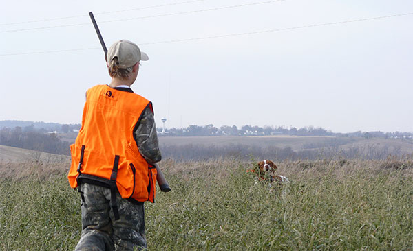 Annual Mentored Youth Hunts