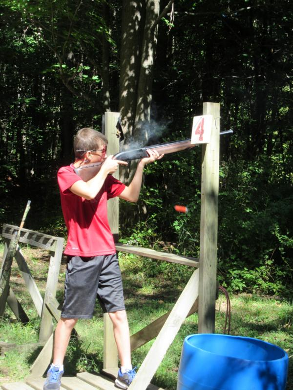 2018 Sporting Clays
