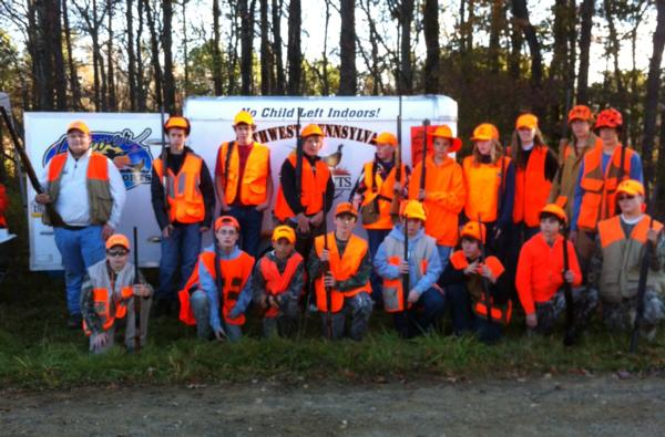 Junior Pheasant Hunts