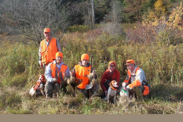Junior Pheasant Hunt 10/17/2015
