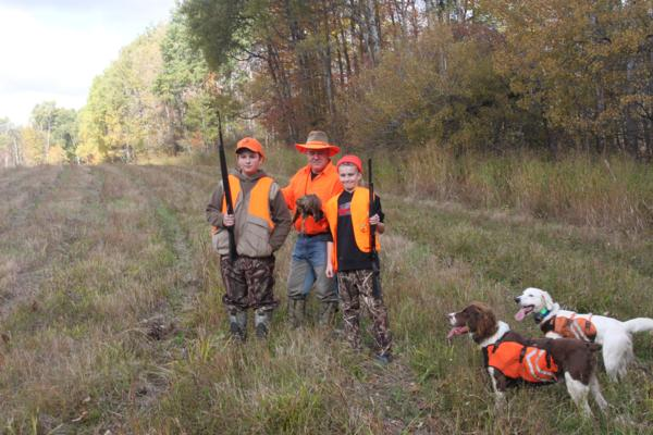 About Northwest Pennsylvania Pheasants Forever