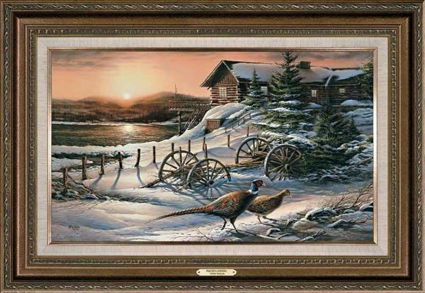 Peaceful Evening by Terry Redlin
