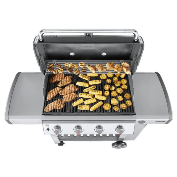 Selected Auction Items - Weber Genesis II SE-410 Gas Grill