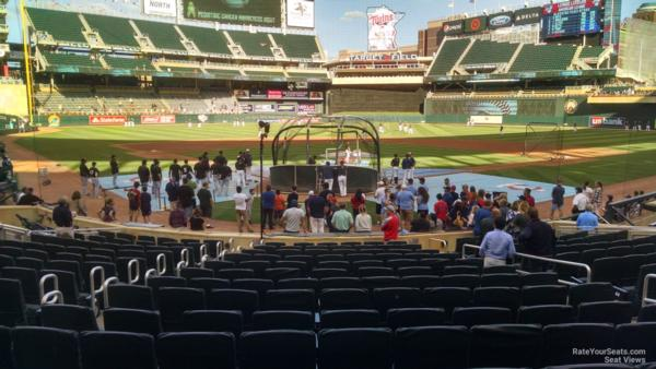 Selected Auction Items - Four (4) Tickets to Twins Champions Club
