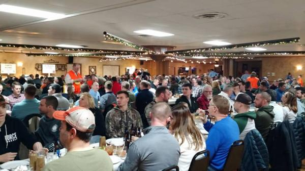 Outagamie Area Chapter of Pheasants Forever - Banquet Page