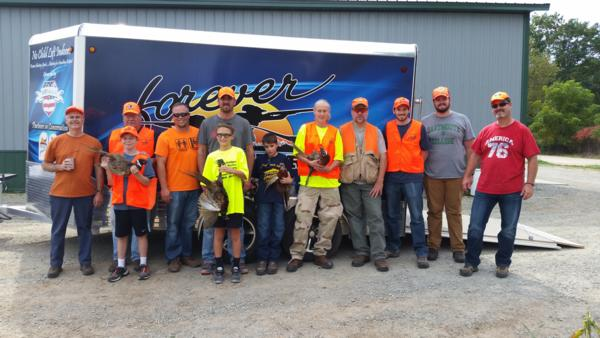 Outagamie Area Chapter of Pheasants Forever - Youth Page