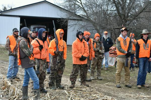 2018 Spring Youth Hunt