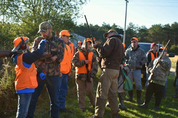 Spring 2019 Youth Hunt (PHOTOS)