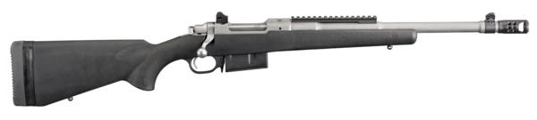 Ruger 450 Bushmaster Stainless w/ Leupold Scope