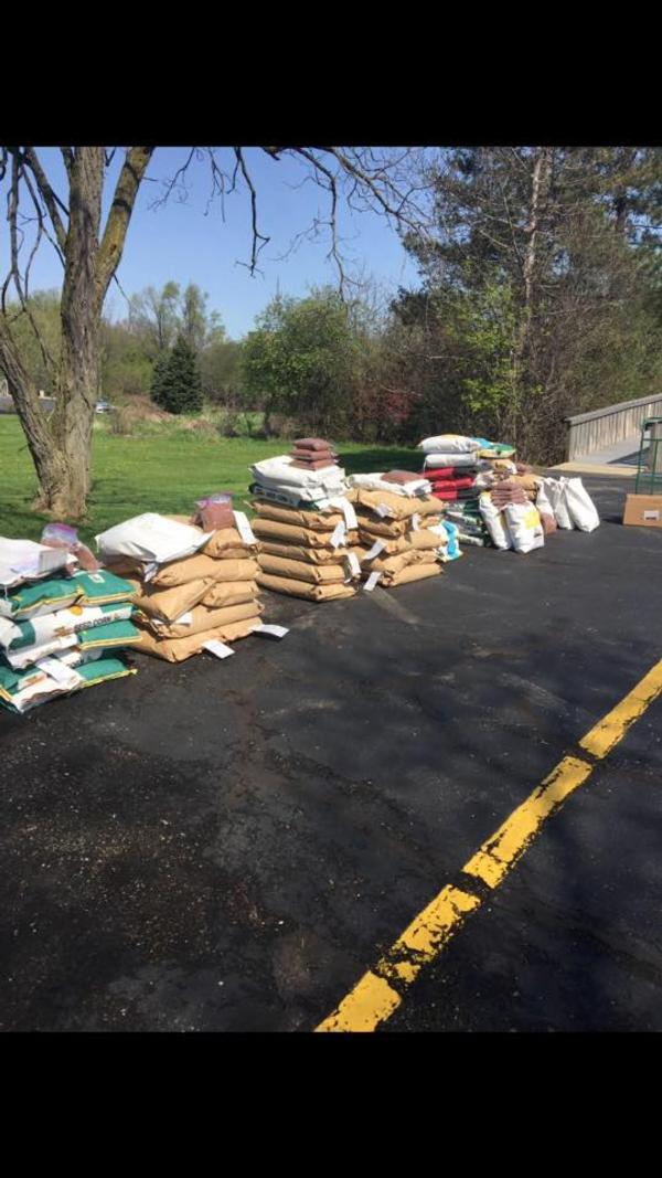 2016 Habitat Seed Delivery