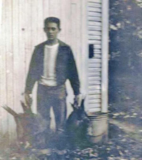Martin Inman, 1950s, Lived in Ferndale, MI, Hunted in Unionville, MI