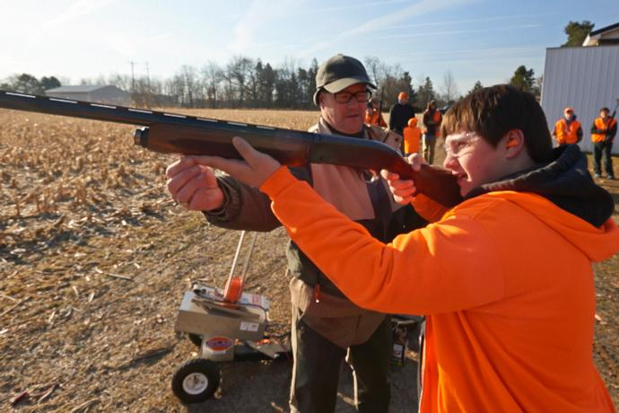 Ingham County Pheasants Forever - Youth Page