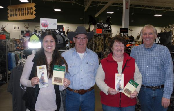 Lady's Night at the Spokane Valley Sportsman's Warehouse April 5, 2018