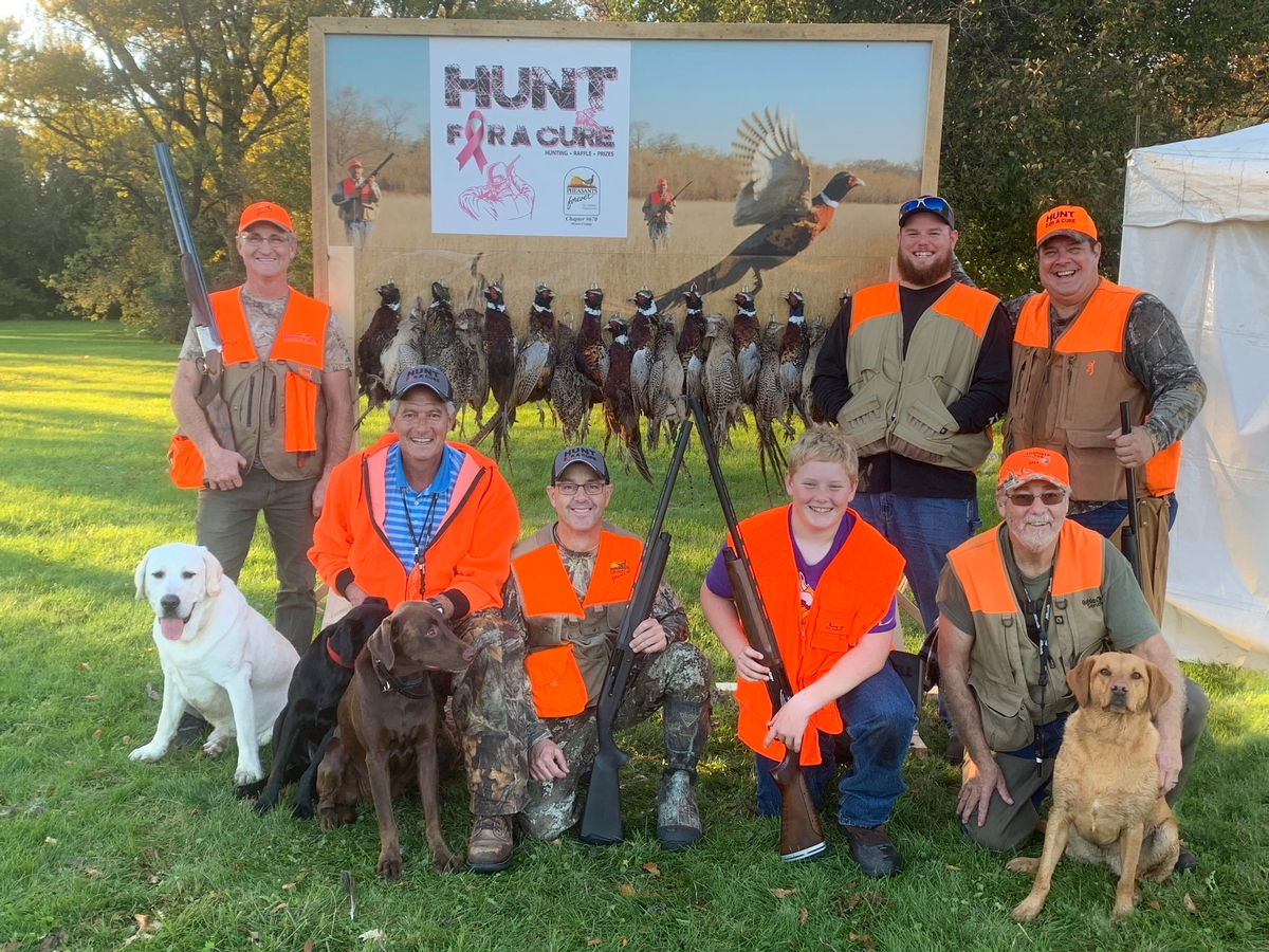 2019 Annual Hunt For A Cure