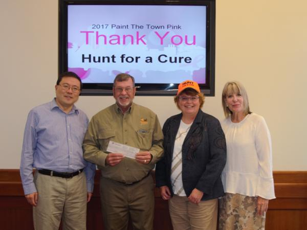 2016 Hunt For A Cure