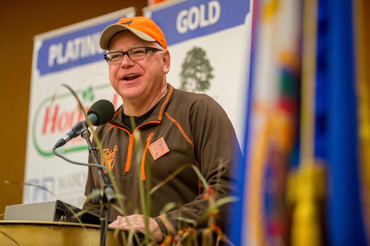 2019 Minnesota Governor's Pheasant Hunting Opener - Banquet & Reception