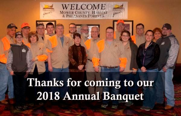 Mower County Habitat & Pheasants Forever - About Us Page