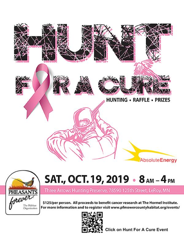 2019 - 5th Annual Hunt For A Cure