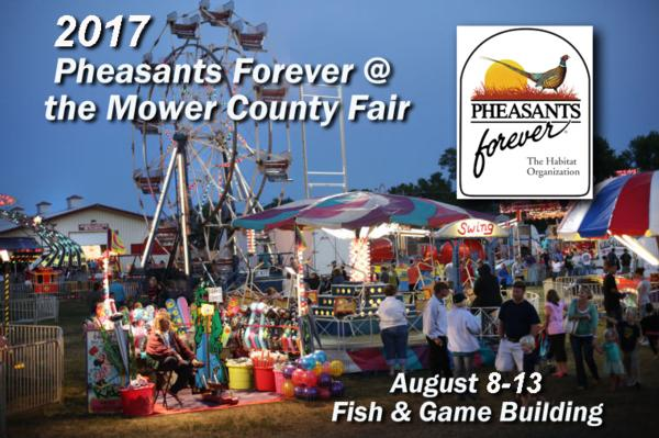 2017 Mower County Habitat & Pheasants Forever at the Fair