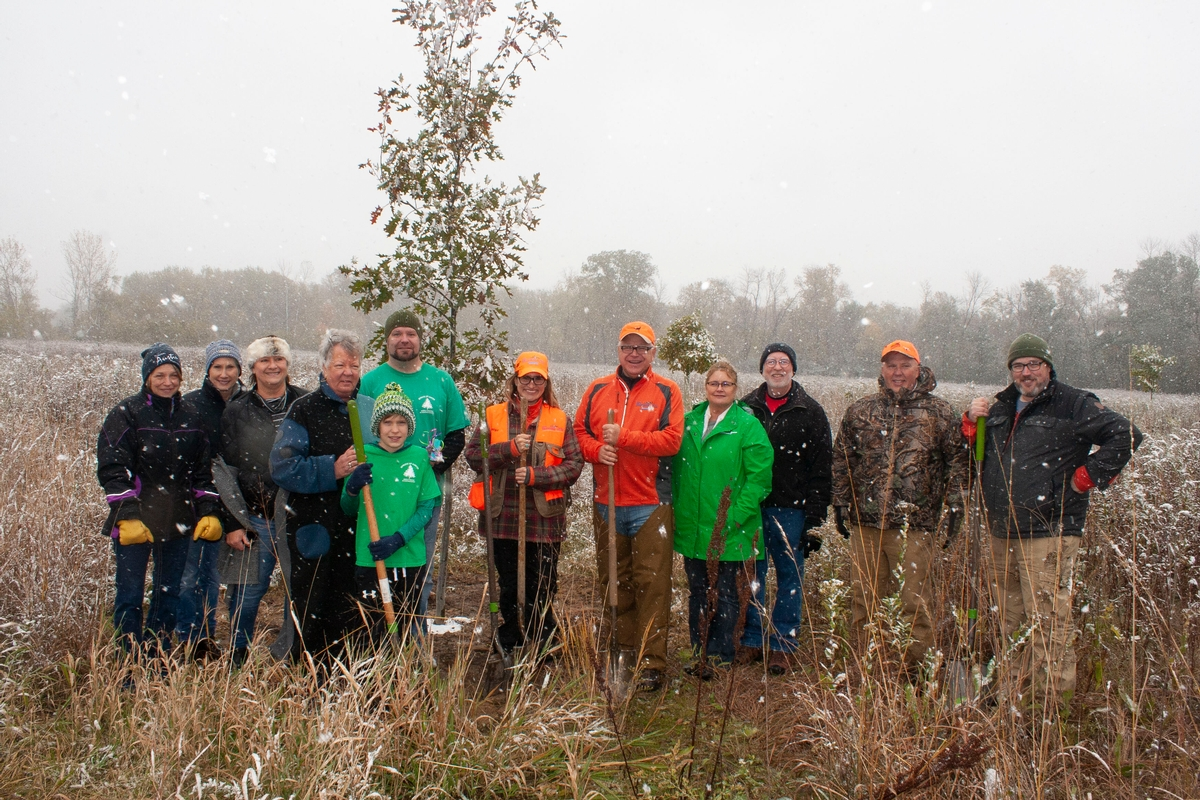 2019 Minnesota Governor's Pheasant Hunting Opener - Pin Oak Dedication