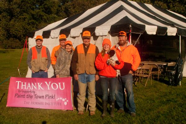 Pictured L-R  -  James Surdy, Mike Nelson, Sue Thorpe, Arlen Schamber, Elizabeth Jacobsen, Ben Jacobsen.